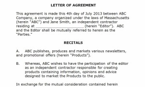 letter of agreement_1