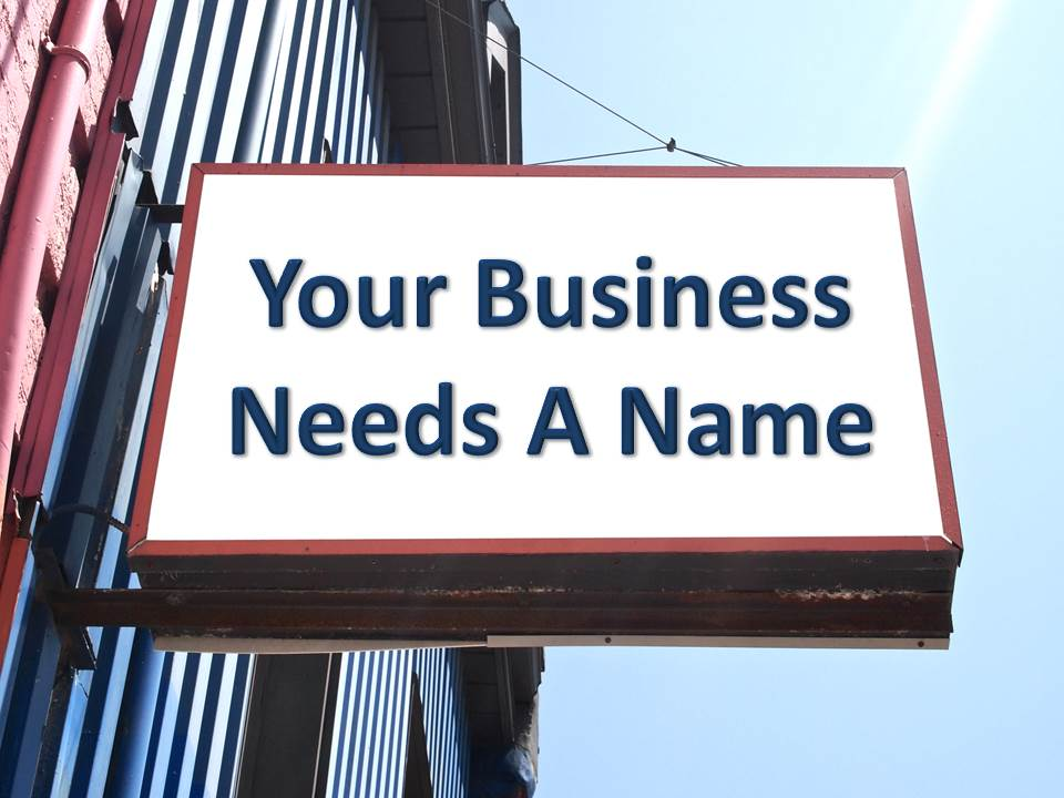 how to choose an online business name