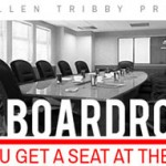 MaryEllen Tribby's The Boardroom