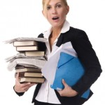 2015-08-26 woman with papers n files